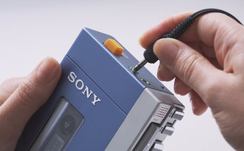 Sony Walkman 40th Anniversary Movie